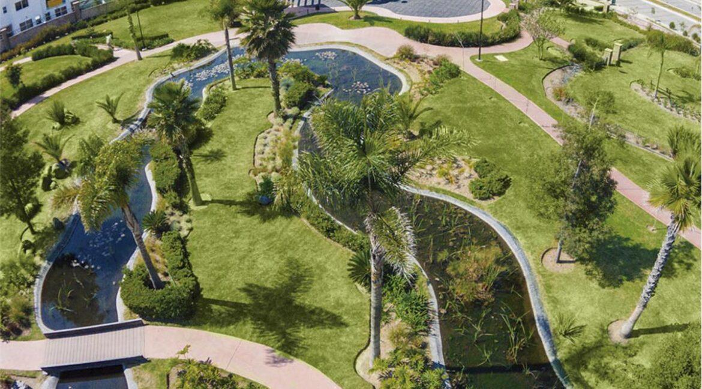 Venta terreno residencial plano en Parque Mediterraneo Lomas de Angelopolis Puebla 3